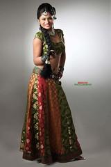 South Actress Deepika Das Traditional cum Hot Photos Set-3 (6)
