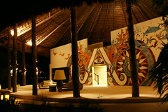 Lobby Restaurante Zaxim