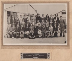 "Crowle school 1949 • <a style=""font-size:0.8em;"" href=""http://www.flickr.com/photos/124804883@N07/30419606876/"" target=""_blank"">View on Flickr</a>"