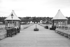 Bangor Pier, Bangor, North Wales