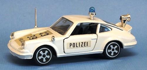 Polistil Porsche Carrera Polizei