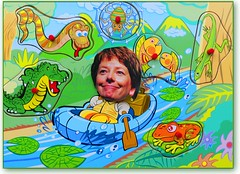 Gillard rowing her own canoe