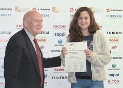 Massimo Dradi con Grazia Cazzulani