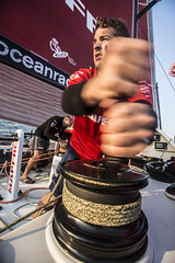 """Volvo Ocean Race 2014 - 15 Leg 7 to Lisbon • <a style=""""font-size:0.8em;"""" href=""""http://www.flickr.com/photos/67077205@N03/17788812026/"""" target=""""_blank"""">View on Flickr</a>"""