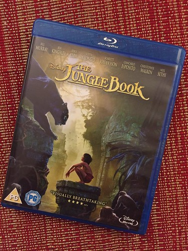 Today is all about...The Jungle Book