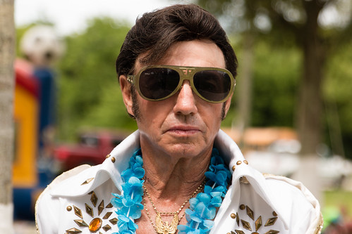 Cajun Elvis Steve Billiot