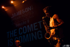 201610278 - The Comet Is Coming - Jameson Urban Routes 2016 @ Musicbox Lisboa