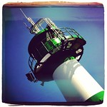 Lighthouse #germany #traffic #trave #travemuende #luebeck #schleswigholstein #maritime #ostsee
