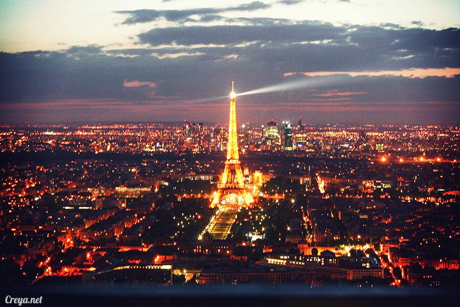 2016.10.09 | 看我的歐行腿| 艾菲爾鐵塔,五個視角看法國巴黎市的這仙燈塔 09