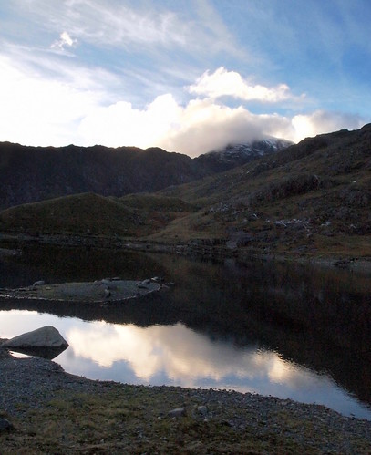 Snowdon from the Pyg Track