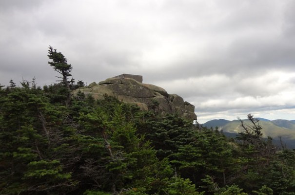 Mt. Garfield Summit