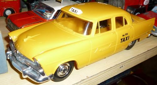 Johan 1956 Plymouth Belvedere taxi