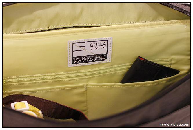 [分享]來自北歐的簡約設計-GOLLA~時尚3C包 @VIVIYU小世界