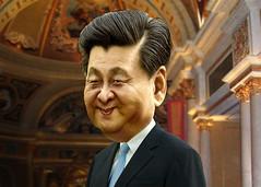 Xi Jinping - Caricature