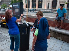Official WaterFire Guest Stations