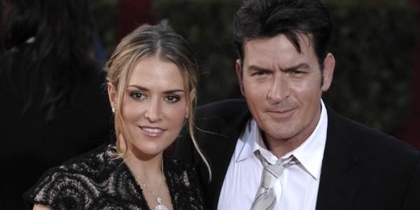 Ex de Charlie Sheen é hospitalizada após desaparecimento, diz revista