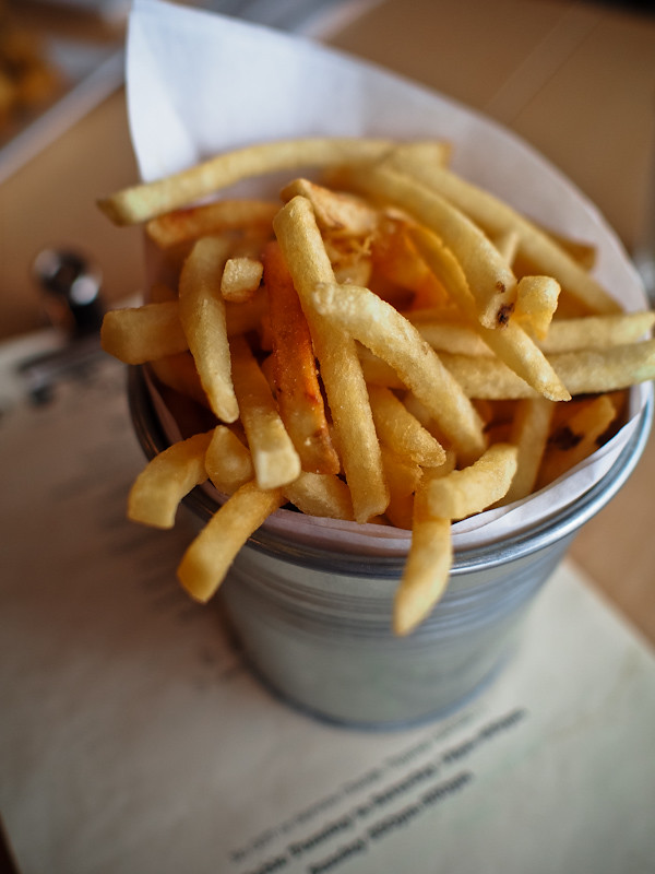 Rokeby Truffle Fries