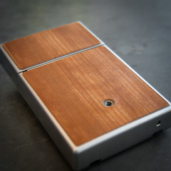SX-70 Alpha 1 Woody Edition
