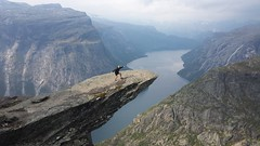 Trolltunga, Hordaland, Norway