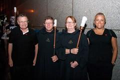 WaterFire Volunteer Special Ops Crew