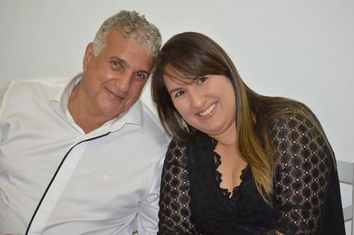 Selim Rolim e Natalia