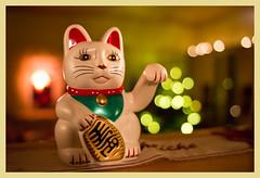 Christmas Maneki-neko