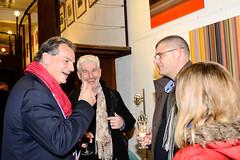 Vernissage Exposition Ars Varia Nov 2016 Galerie Passerelle Louise