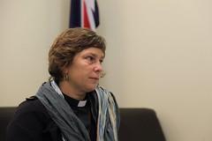 Sit-in prayer vigil for asylum seekers, Tony Abbott's office