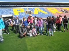 Na  stadionu JNA