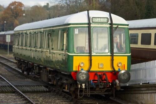 Class 122 DMU 55006