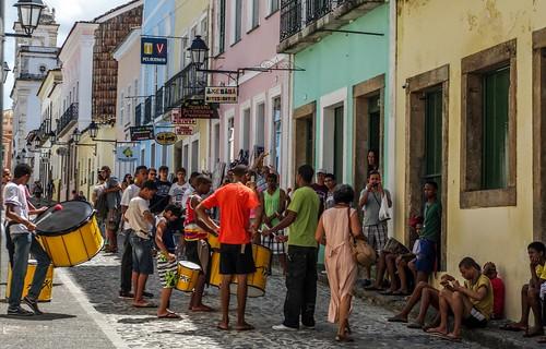 Brésil - Salvador de Bahia