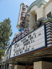 Orian Theatre, Monrovia, California