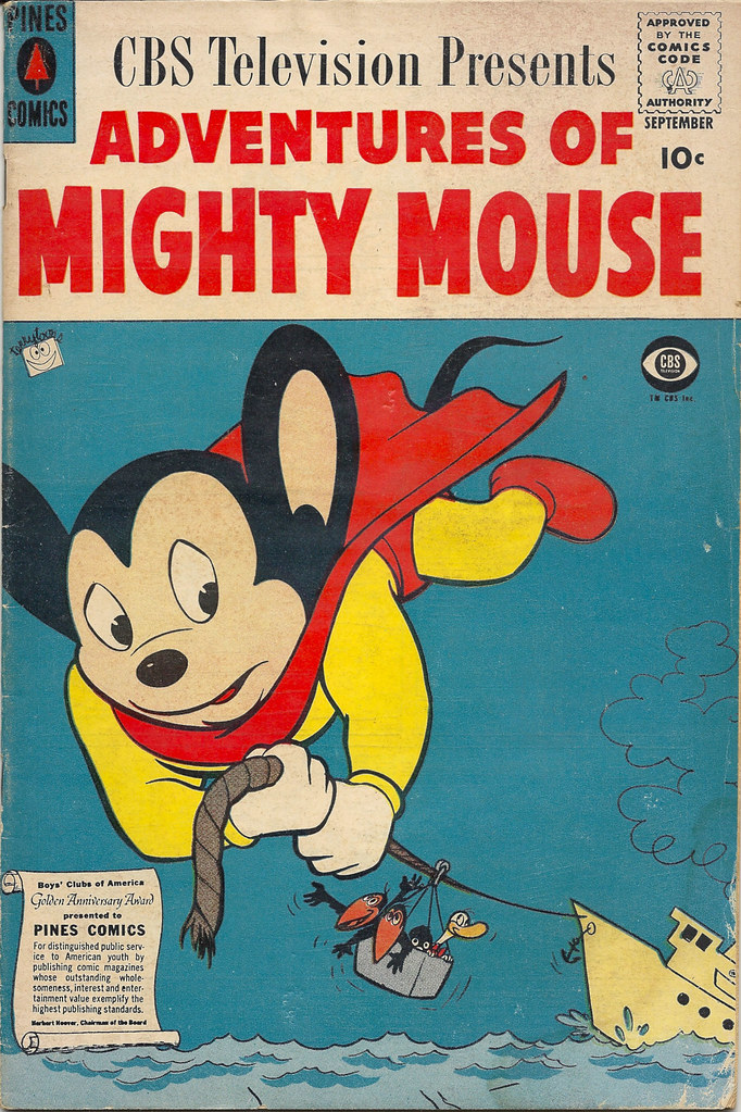 Terrytoons Mighty Mouse