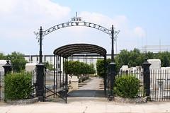 Hebrew Rest No 2 gate
