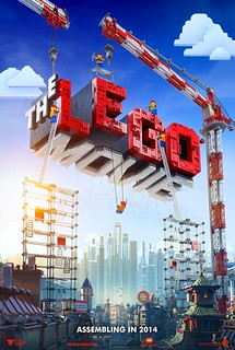 The LEGO Movie teaser poster