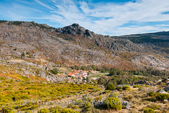 Landscape surrounding Arnal village