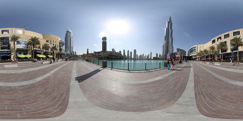 Dubai Mall - Panorama