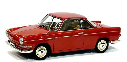 AutoArt BMW 700 coupé