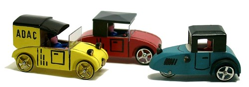 Flath Reiner auto Hanomag e Standard