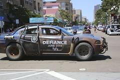 Defiance car