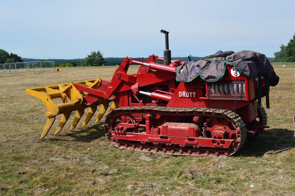 International Td6 Tractor Crawler