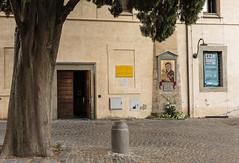 Abbazia San Nilo-Grottaferrata (foto Stefania Valletta)