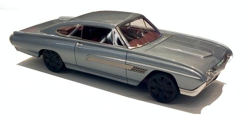Matrix Ford Thunderbird Italian fastback concept