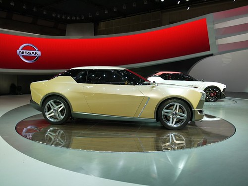Gallery Nissan Idx Concepts