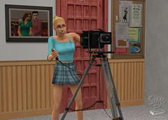 Les Sims 2 Académie