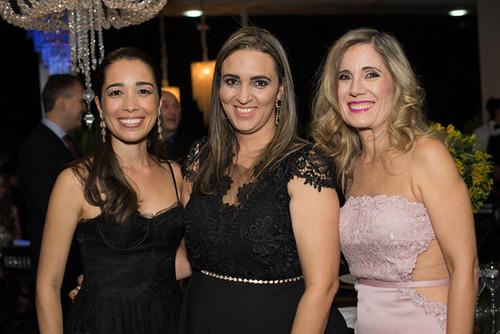 Vanessa Marim, Késia Carvalho e Eliane Torres