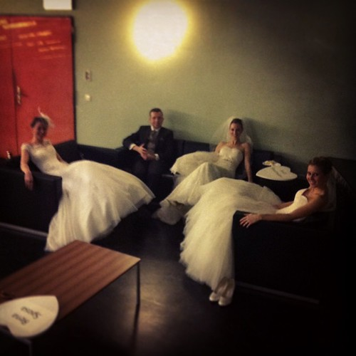 #TrauDich backstage III - Hahn im Korb
