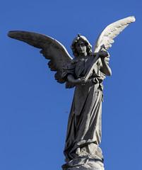 Angel of the cross