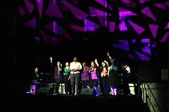 Exult Choir of Mixed Magic Theatre 8.23.14 (Photo by Erin Cuddigan)