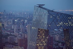 """CCTV headquarters • <a style=""""font-size:0.8em;"""" href=""""http://www.flickr.com/photos/63389963@N08/15189934666/"""" target=""""_blank"""">View on Flickr</a>"""